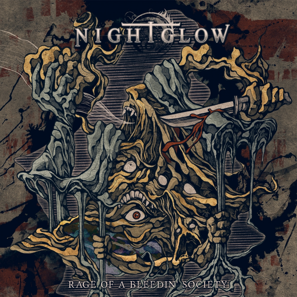 Nightglow - Rage Of A Bleedin' Society